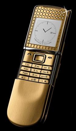 Сотовый телефон Solid Gold от Gold GSM, trubka.ua