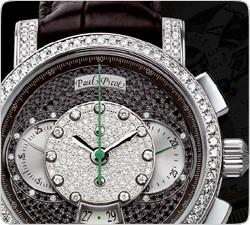Technograph Pave Watch от Paul Picot, style.rbc.ru