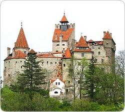 Замок Бран княза Влада Цепеша, фото style.rbc.ru