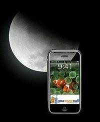 YouNeverCall пообещал выплатить $10 000 тому, кто позвонит по сотовому с поверхности Луны, фото habrahabr.ru
