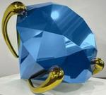 Скульптура «Голубой бриллиант» на аукционе Christie's