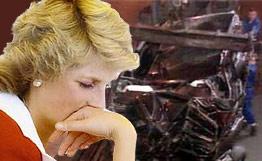 Mercedes, в котором погибли принцесса Диана и Доди Аль Файед, будет продан за миллион фунтов стерлингов, фото: news.siona.ru