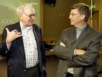 Уоррен Баффет завещал основную часть своего состояния благотворительному фонду компьютерного магната Билла Гейтса