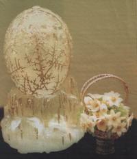 Зимнее яйцо Фаберже, фото ofaberg.info