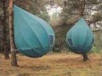 Палатка Treetent за $50 тысяч, фото newsland.ru