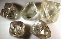 Неограненный алмаз, фото topnews.ru