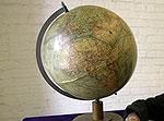 Глобус Гитлера будет выставлен на аукцион