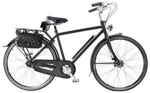 Велосипед от Chanel, фото: women.timesonline.co.uk