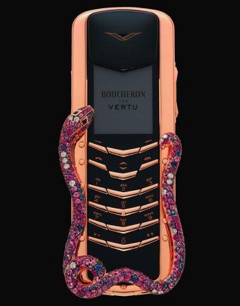 Vertu Cobra за 310 тысяч долларов, фото: mobiledevice.ru