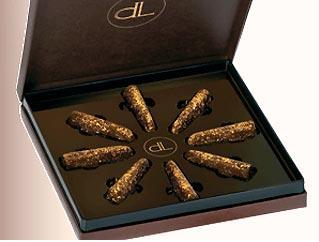 Конфеты DeLafee с начинкой из золота