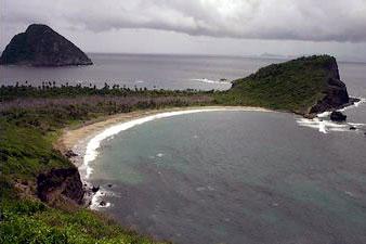 Ronde Island в Карибском бассейне выставлен на продажу