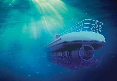 Подводные лодки - сполнить детскую мечту и прекрасно отдохнуть