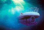 Подводная лодка - исполнить детскую мечту и прекрасно отдохнуть