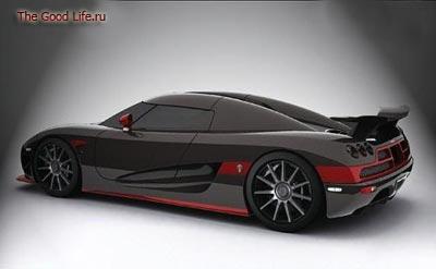 Bugatti Veyron уступает лидерство Koenigsegg CCXR