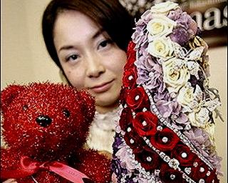 Новогодняя елочка с бриллиантами за 1,8 миллиона долларов