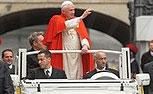 Папа Римский Бенедикт XVI утвердил заповеди для автомобилистов