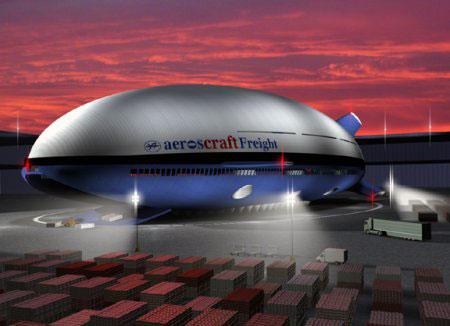 Отель-дирижабль Aerocraft ML866 от компании Aeros