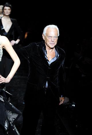 Новые модные тенденции от Armani, Dior и Galiano
