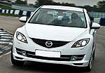 В России начались продажи обновленной Mazda 6