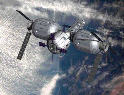 Отдых в космосе уже не за горами