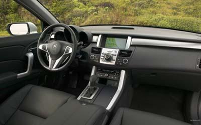 Новый универсальный внедорожник RDX от Acura