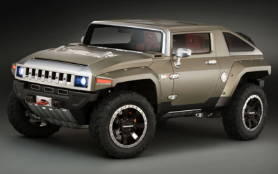 Hummer HX4