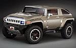 Новая концепция внедорожника Hummer - HX4
