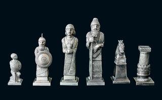Ассирийцы против египтян