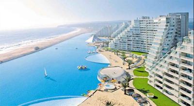 Самый большой в мире бассейн занесен в Книгу рекордов Гиннеса