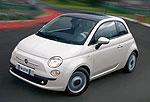 Автомобилем года 2008 признан Fiat 500