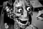 Роботa, способного испытывать эмоции, изобрели в Японии
