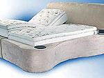Изобретена хай-тек кровать, на которой можно жить