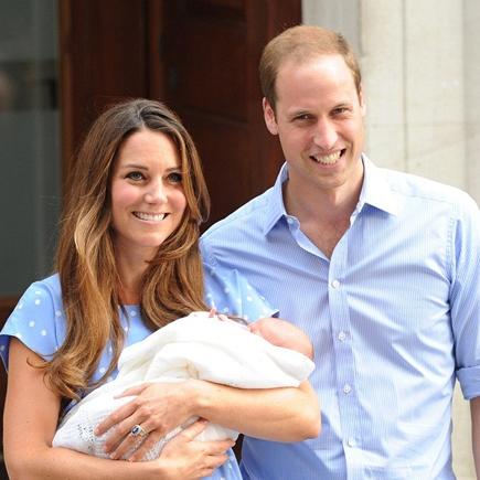 Что говорят астрологи о ребёнке Кейт Миддлтон и принца Уильяма, получившего имя - Джордж