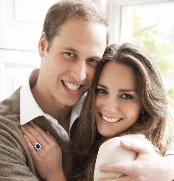 Рождение своего сына Кейт и Уильям отметили ужином с пиццей