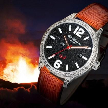 Часы с волшебными исландскими рунами приносят счастье
