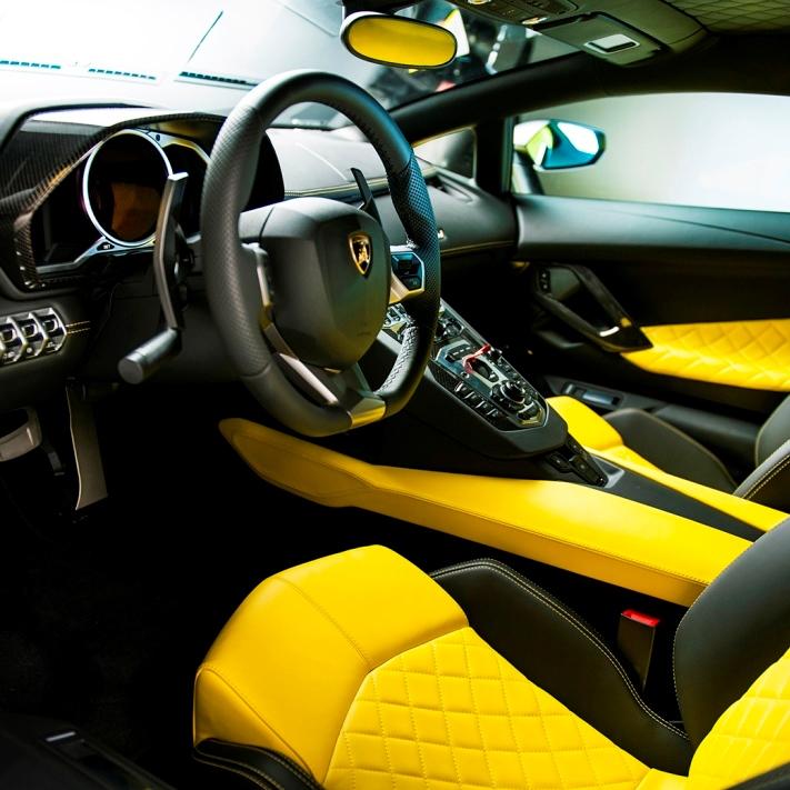 Юбилейный Aventador LP720-4 от Lamborghini