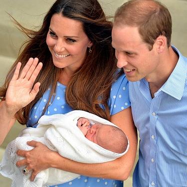 Воспитание ребенка Кейт Миддлтон поручено няне принца Уильяма