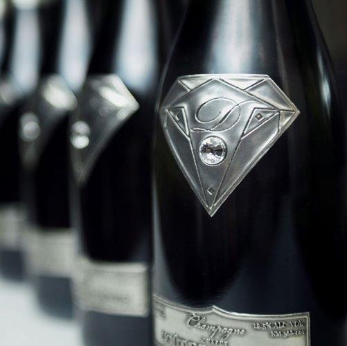 Шампанское для истинных знатоков ценой в $1.800.000