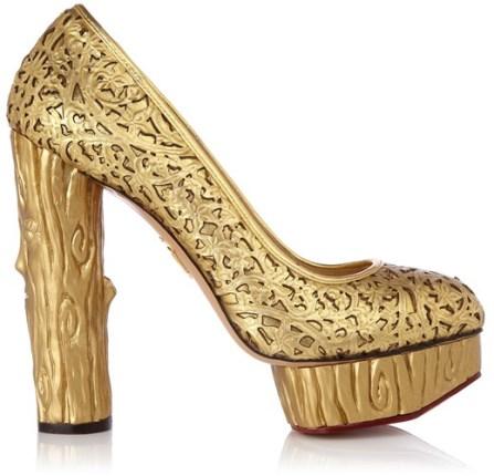 Обувь от Charlotte Olympia для настоящих принцесс