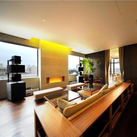 «The House» - самая дорогостоящая квартира в Токио