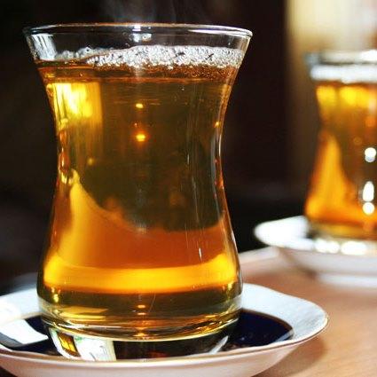 У любителей роскоши чай должен быть золотым