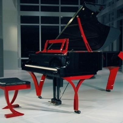 Люксовые рояли от ResInno для музыкантов, любящих изыск