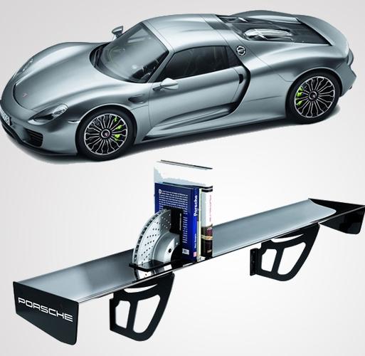 Эксклюзивные офисные аксессуары от Porsche