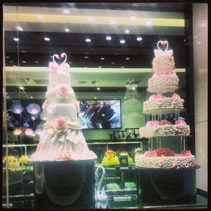 Китайские миллионеры лакомятся самыми дорогими в мире тортами за $315.000