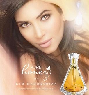 Новый осенний аромат от Ким Кардашян