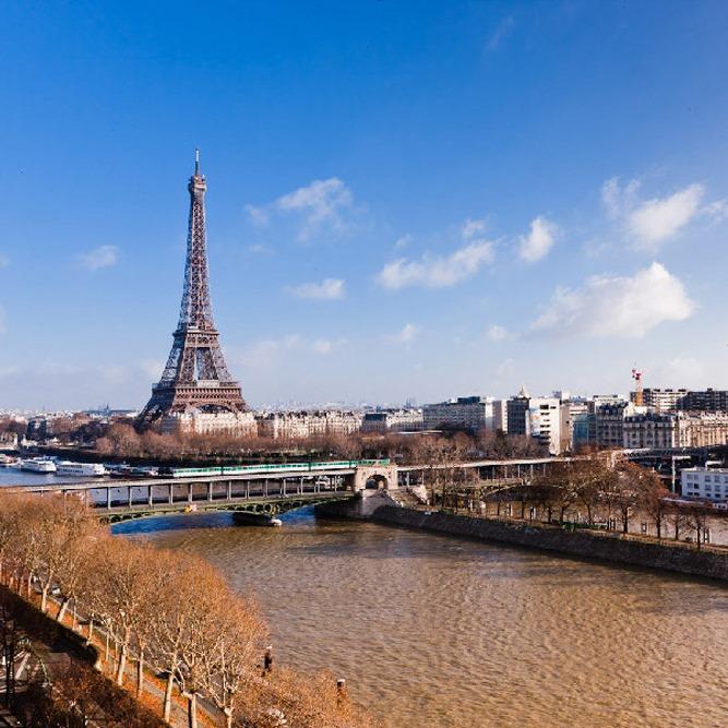 Продаётся роскошный пентхаус в центре Парижа за $60.000.000