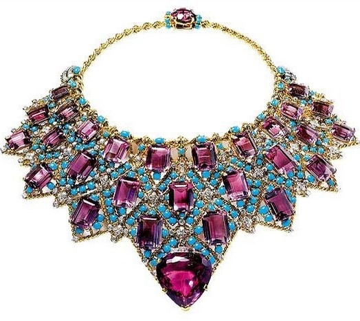 Сокровища Одиссея в новой ювелирной коллекции от Cartier