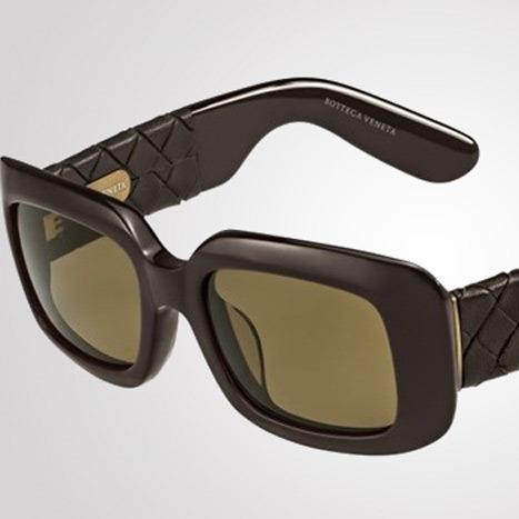 Ограниченная серия солнцезащитных очков от Bottega Veneta
