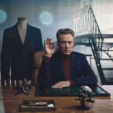 Рекламная кампания фирмы Jack & Jones прошла с участием легендарного «суперпортного»