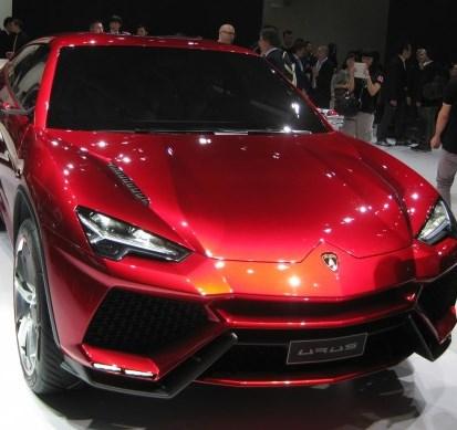 Кроссовер Lamborghini Urus SUV выйдет в «серию» к 2017 году